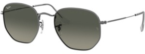 Ray-Ban Hexagonal Sunglasses, RB3548N 51