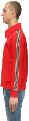 Burberry Zip-up Cotton Blend Track Jacket