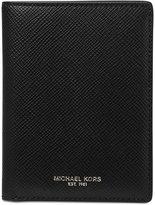 Michael Kors Men's RFID Bifold Wallet With ID Window