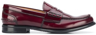 Church's low heel classic loafers