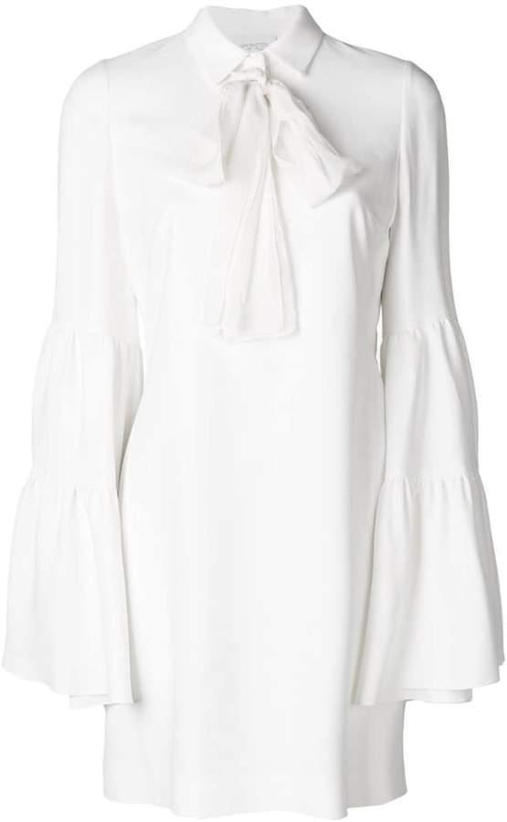 Giambattista Valli tie bow dress