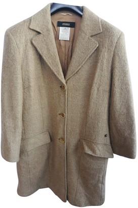 Gianfranco Ferre Beige Coat for Women