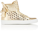Buscemi Men's 125MM Sneakers-GOLD