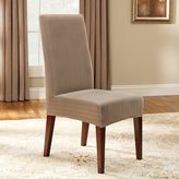 Sure Fit Sure FitTM Pin-Striped Dining Chair Slipcover