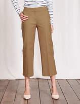 Boden Richmond Wide Crop Trousers