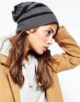 Hat Attack Stripe Beanie Hat