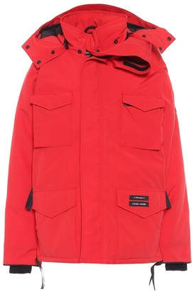 Y/Project x Canada Goose Constable hooded down parka