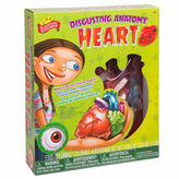 SCIENTIFIC EXPLORER Scientific Explorer Disgusting Anatomy Of The Heart Science 9-pc. Discovery Toy