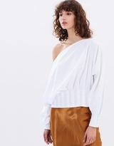 CHRISTOPHER ESBER Reed Star Multi Tuck Shirt