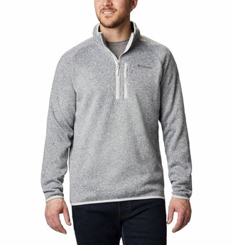 Columbia Canyon Point Sweater 1/2-Zip Fleece Jacket - Men's