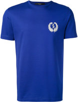Billionaire embroidered logo T-shirt - men - Cotton - S