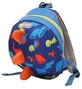 Sunveno Dinosaur Baby Backpack Safety Harness Anti-lost Backpack Toddler Walker Bag with Anti Lost Strap