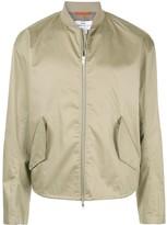 Oamc Spaceship Earth bomber jacket