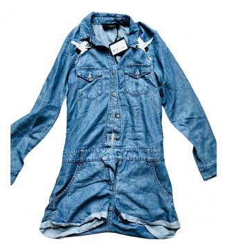 The Kooples Blue Denim - Jeans Jumpsuits