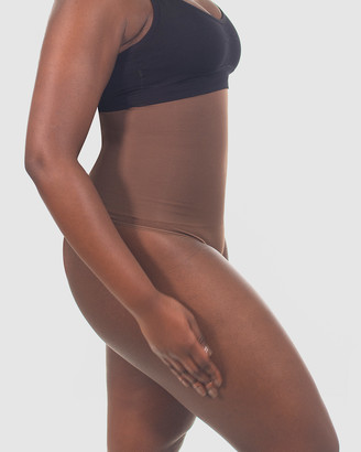 B Free Intimate Apparel Power Shaping Stay Up Thong
