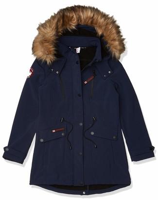 Canada Weather Gear Women's Plus Size Parka Jacket