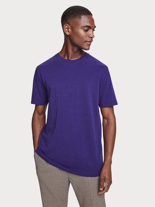 Scotch & Soda Cotton short sleeve crewneck t-shirt | Men