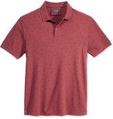 Armani Jeans Men's Micro-Logo Print Polo