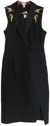 Altuzarra Black Cotton Dresses