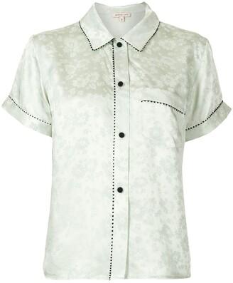 Morgan Lane Tami pyjama shirt