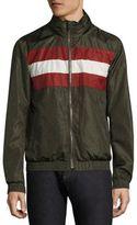 Bally Hooded Blouson Jacket