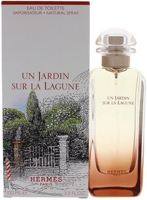 Hermes Unisex 3.3Oz Un Jardin Sur La Lagune Spray