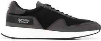 Ermenegildo Zegna lace up sneakers