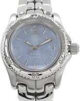 Tag Heuer Link Stainless Steel Quartz 24mm Womens Watch