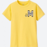 Uniqlo KIDS Despicable Me 3 Short Sleeve Graphic T-Shirt