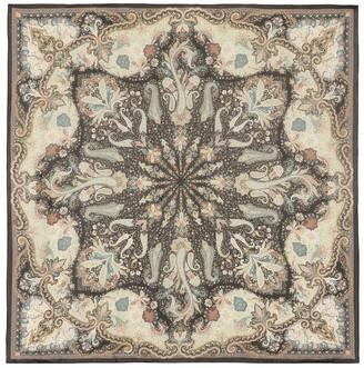 Etro Silk paisley print scarf