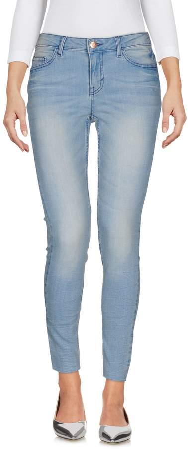 Jacqueline De Yong Denim pants - Item 42602345