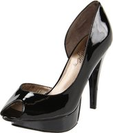 Women's Positive Peep-Toe Pump