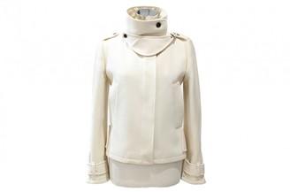 Dolce & Gabbana Ecru Wool Jackets