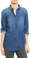 AG Jeans Women's Hartley Chambray Shirt