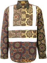 Craig Green arabesque paisley print shirt