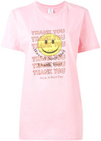 Rosie Assoulin Have A Nice Day t-shirt - women - Cotton - XS