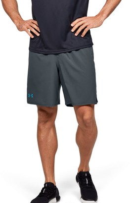 "Under Armour Men's UA Qualifier 9"" Woven Shorts"