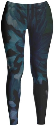 Rebecca J Mills Designs Botanic Leggings Four Way Stretch