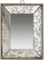 A&B Home A & B Home 12In Tray/Mirror
