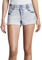 Blue Spice 2 1/2 Denim Shorts-Juniors