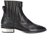 Kate Cate cowboy ankle boots