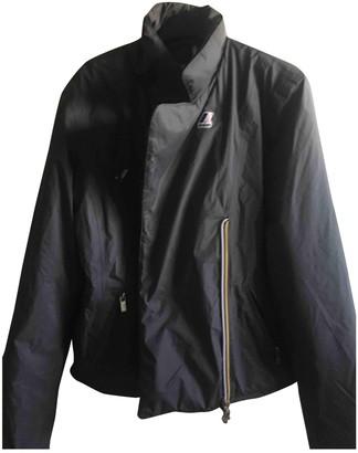 K-Way Grey Jacket for Women