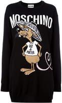 Moschino Rat-A-Porter jumper dress