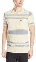 Volcom Men's Hayward Stripe Crew Shirt