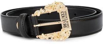 Versace baroque buckle belt
