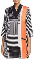 Kenneth Cole Graphic-Print Dress