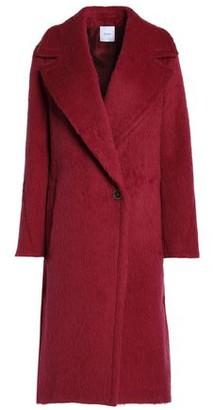Agnona Alpaca And Cashmere-blend Coat