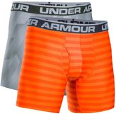 Under Armour Men's 2-pack Original Series 6-inch Novelty Boxer Briefs