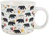 Pfaltzgraff All-Over Bear Mug