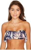 L-Space Polynesian Palm Lynn Top Women's Swimwear